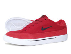 Nike Sb Zoom Gts Gym Red Black White Casual Skate Discount 611 Menand039s Shoes