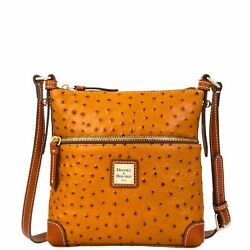 Dooney And Bourke Ostrich Letter Carrier