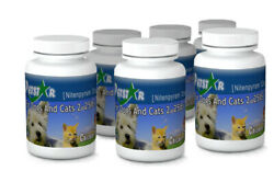 Nitenpyram 11.4mg with Real Chicken for Dogs amp; Cats 2 25lbs 12 Flea Treatment