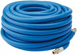 Draper 20m Air Line Hose 3/8/10mm Bore With 1/4 Bsp Fittings 38338