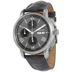 Star Legacy Chronograph Automatic Grey Dial Men's Watch 126081