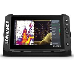 Lowrance 000-15692-001 Elite Fs W/9 Inch High-resolution Multi-touch Touchscreen