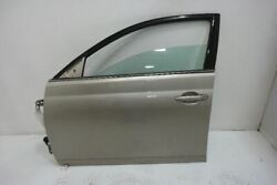 05-12 Toyota Avalon Driver Left Front Lh Door Electric Windows Gold