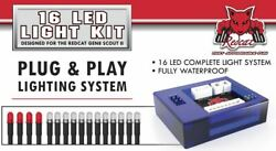 Redcat Gen8 Scout Body Led Light Set W/ Control Box 16 Ledand039s Plug And Play