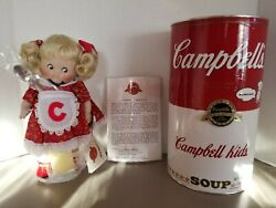 Campbell Soup Kid's Mother's Helper - Patricia Loveless Doll 1994