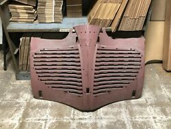 1941 Plymouth Nos Front Nose Sheet Metal Rare Mopar