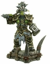 World Of Warcraft Shadowlands Collector's Edition Warchief Thrall Statue Figure