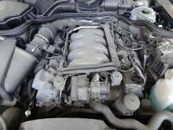 2001 Mercedes E430 4.3l Engine Motor With 31000 Miles