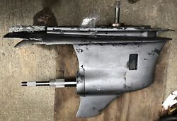 Volvo Penta Dps 21119761 2329a-2 Duo Prop Lower Sterndrive Unit Damaged
