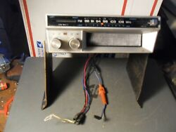 Motorola Model Tf800s Radio 8 Track Player Vintage Car Not Tested For Parts Only