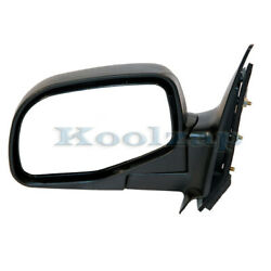 Tyc 98-05 Ranger/b-series Pickup Truck Rear View Mirror Manual Black Driver Side