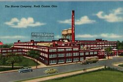 Vintage Postcard The Hoover Company Facility At North Canton Ohio 1950's