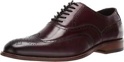 Stacy Adams Menand039s Oxford Dunbar-wingtip Shoes