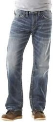 Silver Jeans Co. Men's Zac Relaxed Fit Straight Leg Pants