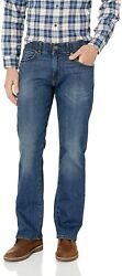 Lee Menand039s Series Performance Extreme Motion Regular Fit Bootcut Jean Pants