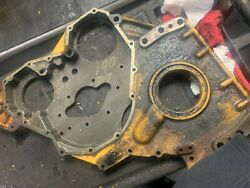 2006 Caterpillar C7 Diesel Engine Front Gear Timing Cover