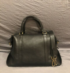 EUC Madewell Glasgow Leather Satchel Purse $135.00