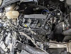 2017 Ford Focus 2.0l Engine Motor With 34,808 Miles Needs Intake Manifold