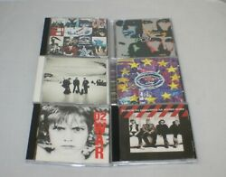 U2 Lot Of 5 Cds Achtung Baby, Pop, Zooropa, War, How To Dismantle An Atomic Bomb