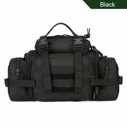 Tactical Camping Waist Bag Multifunction Durable Shoulder Bags For Men And Women $70.54
