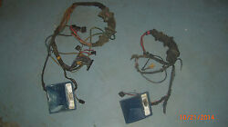 1969 1970 69 70 Cadillac Coupe Deville Door Wire Harness - Complete And Uncut