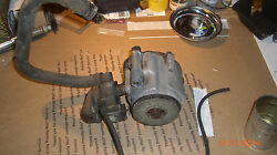 1969 Original Gm Smog Pump 7801149 Dated 127 9 1y May 5 1969