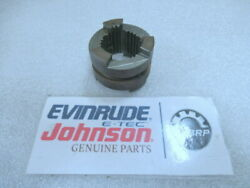 B52 Johnson Evinrude Omc 323664 Clutch Dog Shifter Oem New Factory Boat Parts