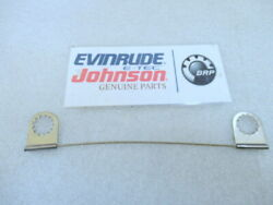 C5a Johnson Evinrude Omc 585153 Bonding Lead Assembly Oem New Factory Boat Parts