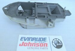 S16- New Johnson Evinrude Omc 434146 Adapter Plate Oem Factory Boat Part