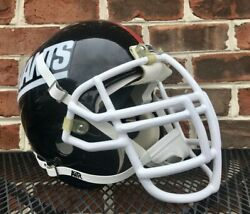 Vintage Lawrence Taylor Ny Giants Bike Air Power Authentic Football Helmet