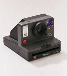 Urban Outfitters Polaroid Camera Original One Step I-type Black New In Open Box