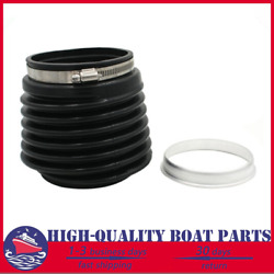 U-joint Bellows For Omc 9839739874673854127 Volvo 3854127 Dp-ssx Cobra 86-93