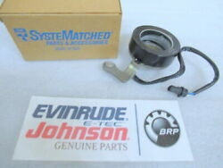 S23 Johnson Evinrude Omc 175386 Timer Base Assembly Oem New Factory Boat Parts