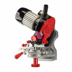 Bench Chain Oregon Grinder Saw 410 120 Wall Electric Chainsaw Sharpener Mounted