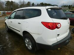 2009-2012 Cherolet Traverse Driver Left Headlight Without Projector Beam