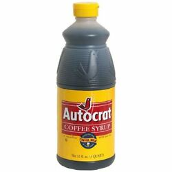Coffee Syrup 32 Ounces Case Of 12