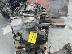 Engine 1.8l 2zrfe Engine With Variable Valve Timing Fits 09-10 Corolla 1442687