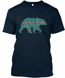 Great Smoky Mountains - Mt Sterling Cades Cove Cataloochee Premium Tee T-shirt
