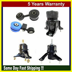 For 07-09 Toyota Camry 2.4l Motor And Trans Mount Mk4274sd 62009 4288 4295 4269