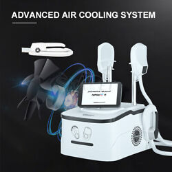 Air Cooling Painless Body Slimming Treatment Machine Emslim Sculpt Fat Removal