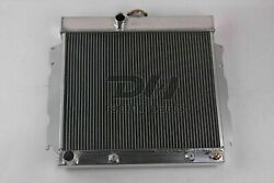 3 Row Radiator For 1963-1969 Dodge Dart/charger/mopar Cars Plymouth Fury 22wide