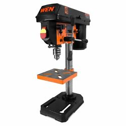 New Bench Top Mini Drill Press 5 Speed 4208 For Wood Or Metal Hobby Table Top 8