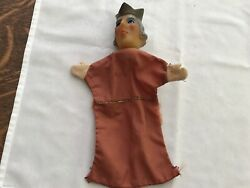 Punch And Judy Vintage Hand Puppet