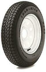 Loadstar St Radial Tire And Wheel Rim Assembly St205/75r-14 5 Hole C Ply