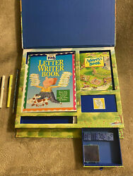 Readers Digest Kids Letter Writer Book And Stationary Set