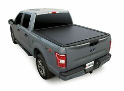 Pace Edwards Matte Black Bed Cover For 2017-2019 Ford F250 F350 8and039 Bed