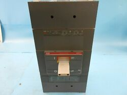 Abb S7h1200bw 1200 A Circuit Breaker 3 Pole 600v Reconditioned
