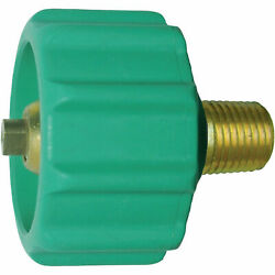 Jr Products 07-30285 Rv Hi Flo Quick Connect Tailpiece With Green Handle