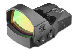 Sig Sauer Romeo1pro Sor1p100 1x30mm Red Dot Sight