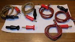 Lot Of Superior Electric Supercon Cables And Connectors
